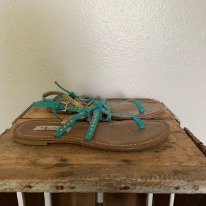 America Eagle sandals